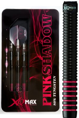 XQMax Darts šipky PINK SHADOW soft 18g