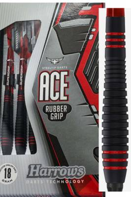 Harrows šipky Ace 16g soft