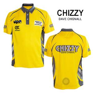 Target dres Dave Chisnall - Chizzy