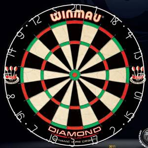 winmau sisalový terč Diamond plus