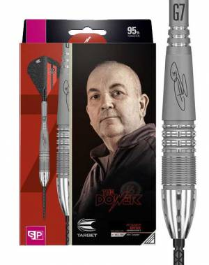 Target šípky Phil Taylor Power 9Five G7 SWISS steel 22g