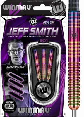 Winmau šípky Jeff Smith steel 23g