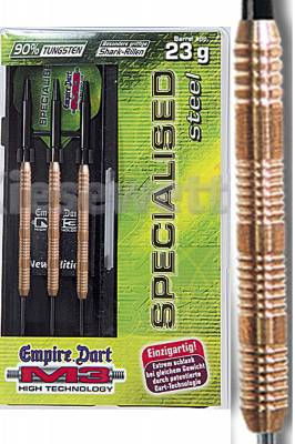 Empire dart šipky M3 Specialised steel 23g