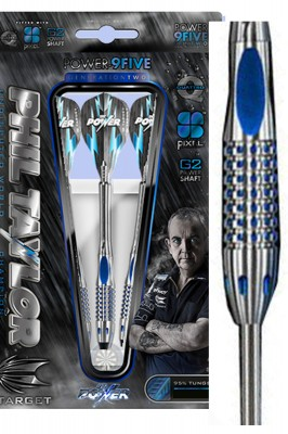 Target šipky Phil Taylor power 9five generation 2 steel 24g