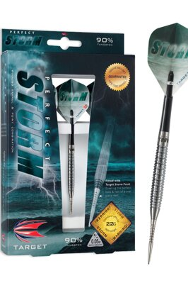 Target šipky Storm lighting Scott Rand steel 23g